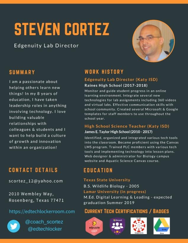 Steven Cortez
